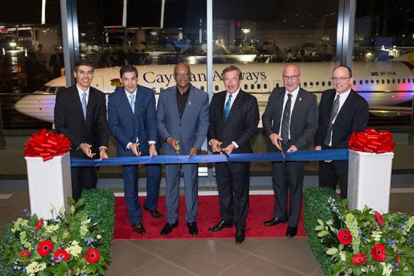 Cayman Airways takes delivery of its first Max 8