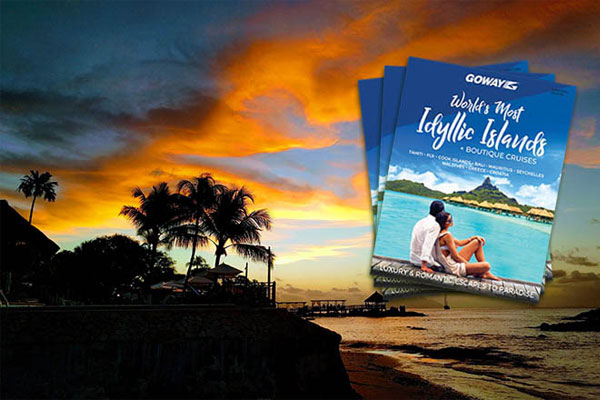 Goway Unveils 2019 Idyllic Islands Brochure