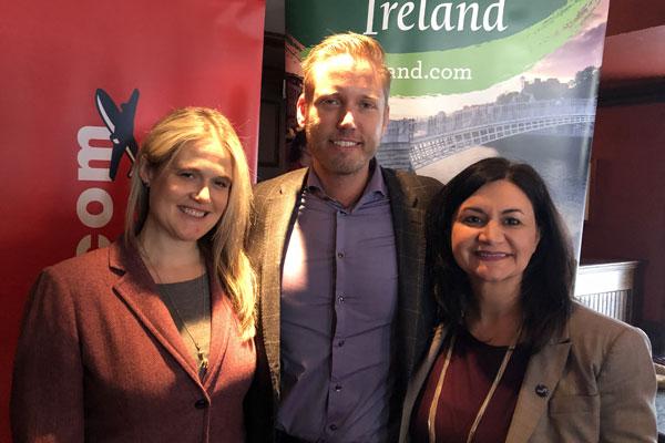Norwegian Celebrates New Hamilton-Dublin Service