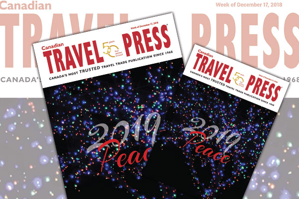 Merry Christmas From Canadian Travel Press