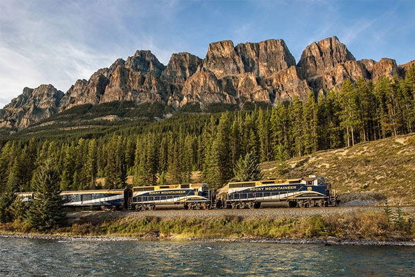 Rocky Mountaineer Specials