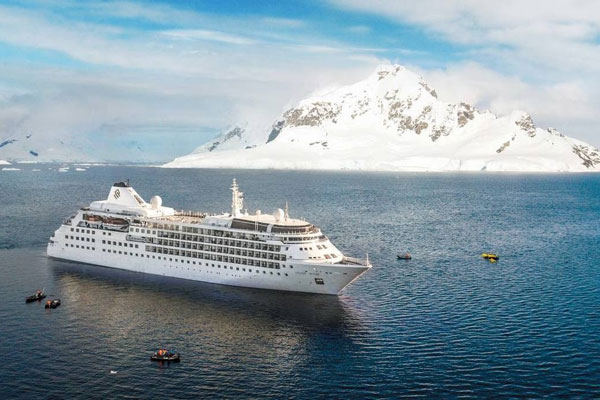 'Sell and Sail Free' With Silversea