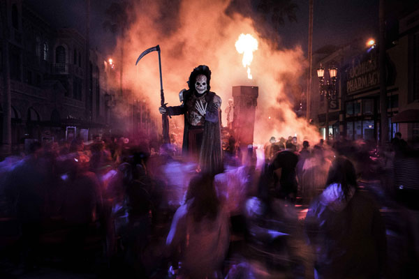 Universal's Halloween Horror Nights Gets Early 2019 Opening