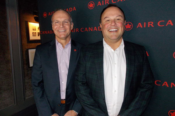Air Canada Set To Take Off In 2019