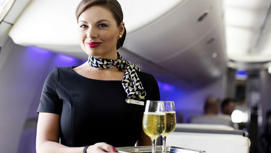Jetting Away With Four Seasons