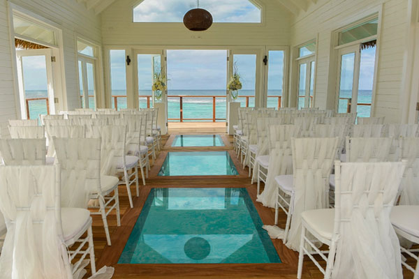 Sandals Ochi Opens New Over-The-Water Chapel