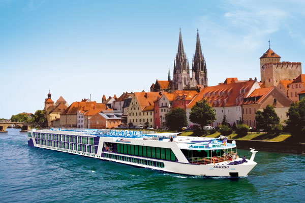 AmaWaterways Joins TLN's Distinctive Voyages Program