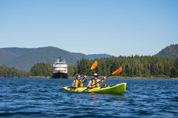 UnCruise Adventures Offers Alaska Savings