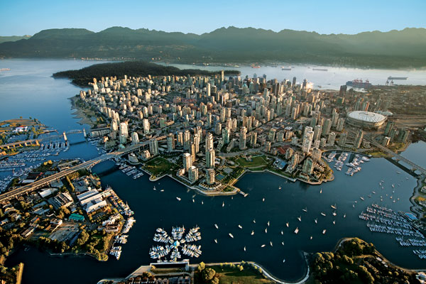 Vancouver Reports Another Record Year
