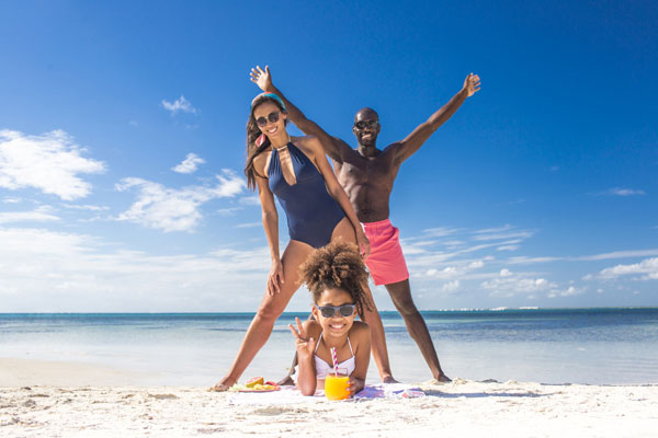 Fun In The Sun With Club Med
