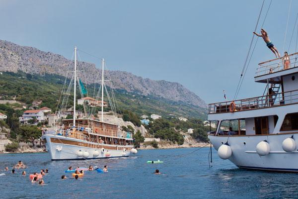 Contiki to Host 'Budapest and Croatia Sailing' Fam