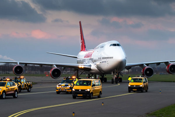Corendon To Place Boeing 747 In Its Hotel Garden