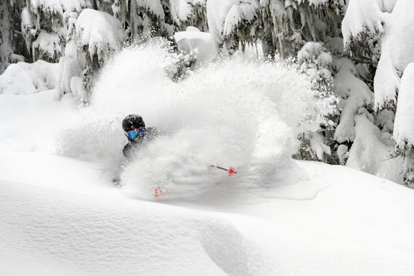 Whistler Receives Record-Breaking Snowfall