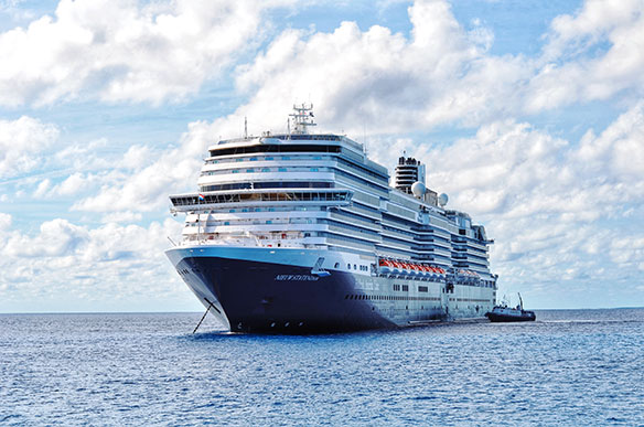 Take a closer look at Holland America Line's Nieuw Statendam