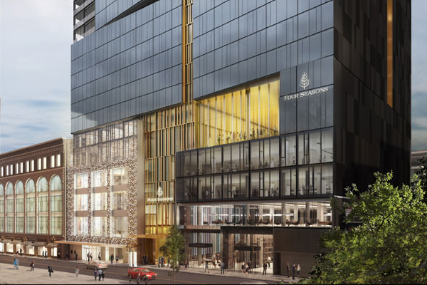New Four Seasons Montreal Accepting Reservations