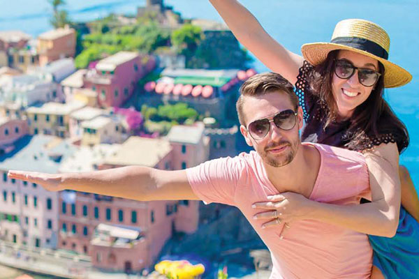 Win A Trip To Italy With Park'N Fly