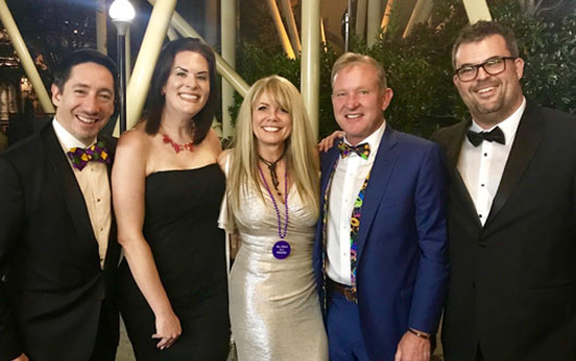 Travel Leaders Network honoured