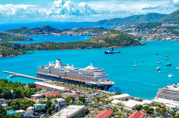 Eastern Caribbean Leaders Support USVI On Cruise Restart