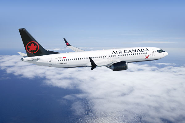Air Canada Suspends 2019 Financial Guidance
