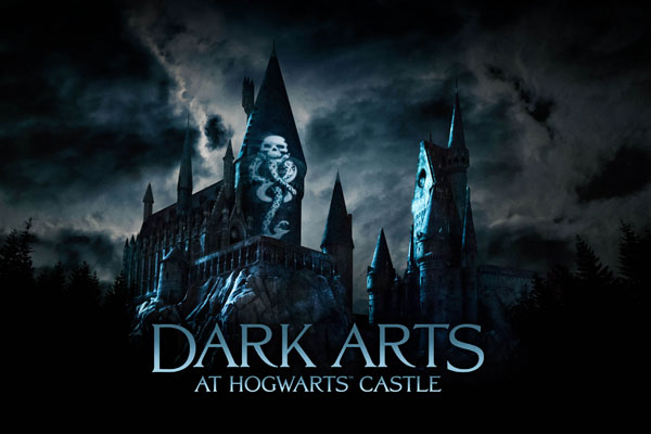 Universal Introduces 'Dark Arts at Hogwarts Castle'