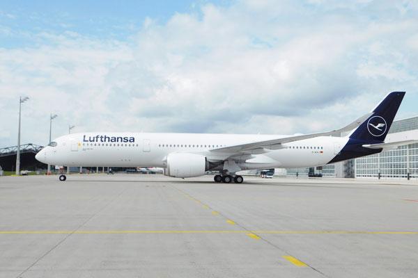 Lufthansa's Flagship A350-900 Coming To Toronto