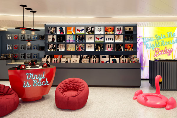 Virgin Voyages Turns Up The Volume