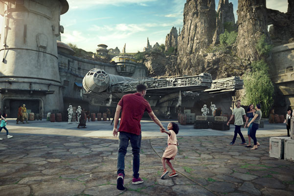 Star Wars: Galaxy's Edge Coming to Disney Parks
