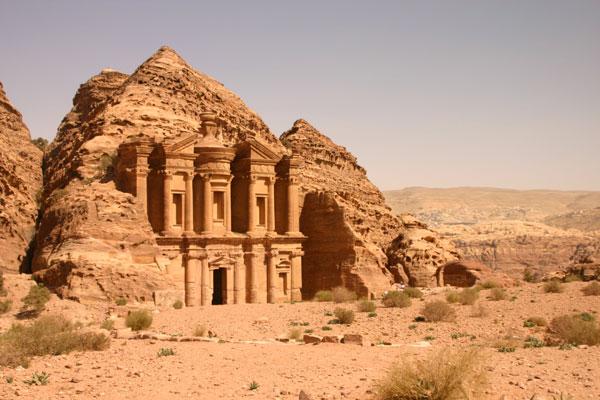 Sunworld Tours Hosts Israel, Jordan Fam