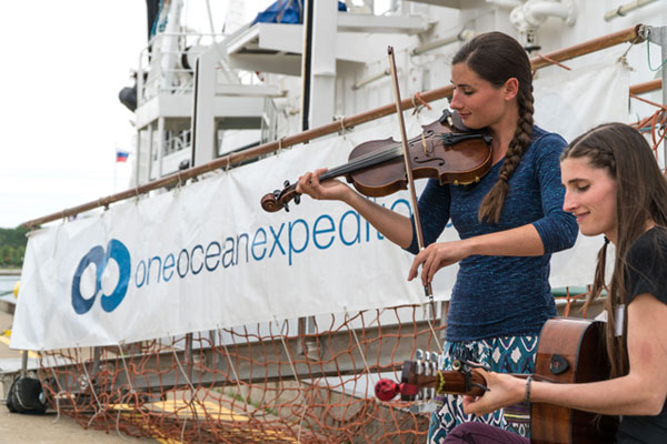 Set Sail With One Ocean Expeditions