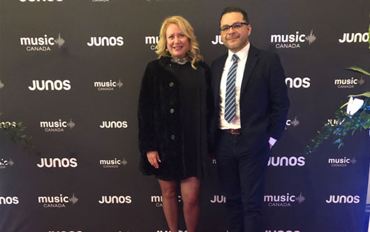 Aeromexico takes off at the Junos