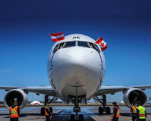 Austrian Launches Montreal-Vienna Service
