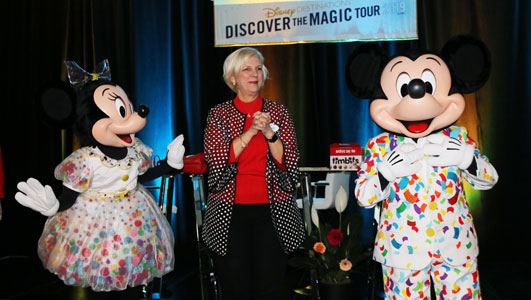 Disney Shares The Magic