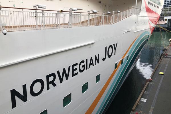 'New' Norwegian Joy Set For The Last Frontier