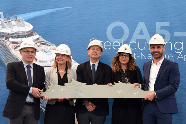 Royal Caribbean Sets A Course To The Future