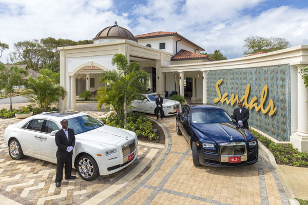 New VIP Service Available at Sandals Royal Barbados