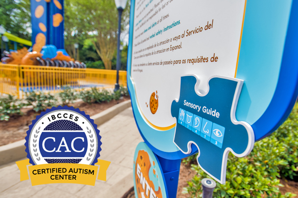 SeaWorld Orlando Now a Certified Autism Centre