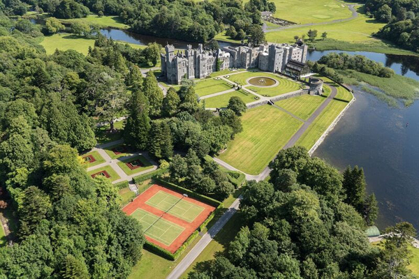 Ashford Castle Has Birthday Special