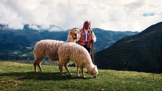 Contiki Heads to Peru