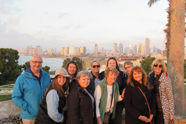 Kensington Hosts Agents in Israel