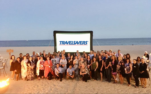 TRAVELSAVERS hosts bootcamp in Cabo