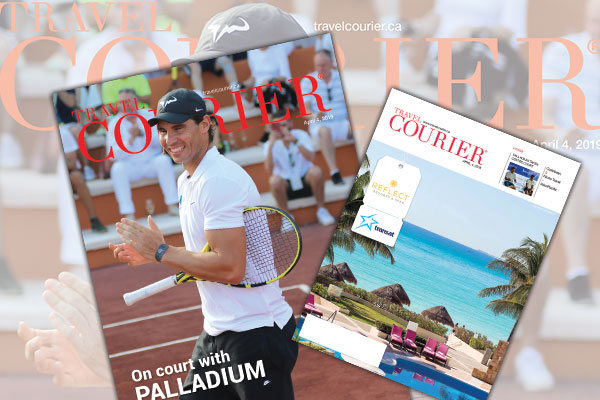 Palladium Takes Centre Court In Mexico