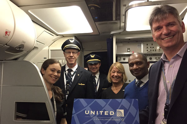United Takes Off With New YYZ-SFO Service