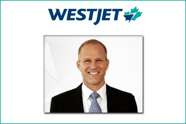 WestJet Picks Crowder As VP Sales & Distribution