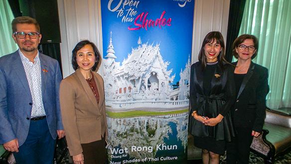 Canadians find Thailand refreshing, reguvenating