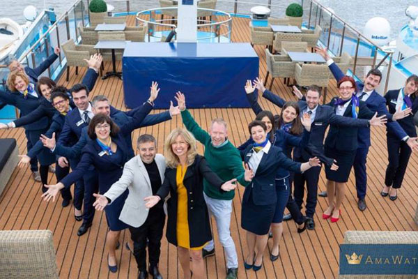 AmaWaterways Launches Loyalty Appreciation Month