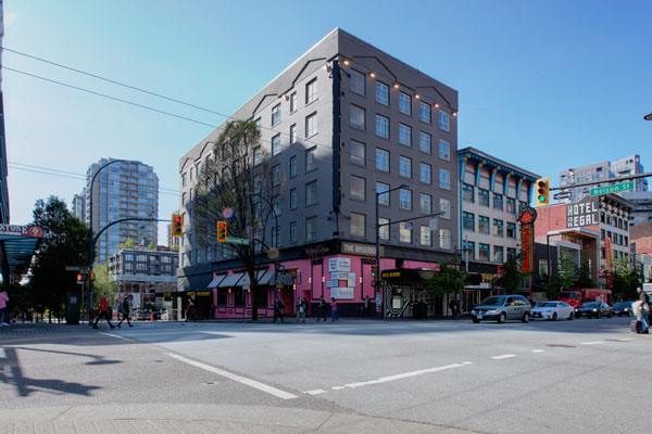 Hotel Belmont Now Open in Vancouver