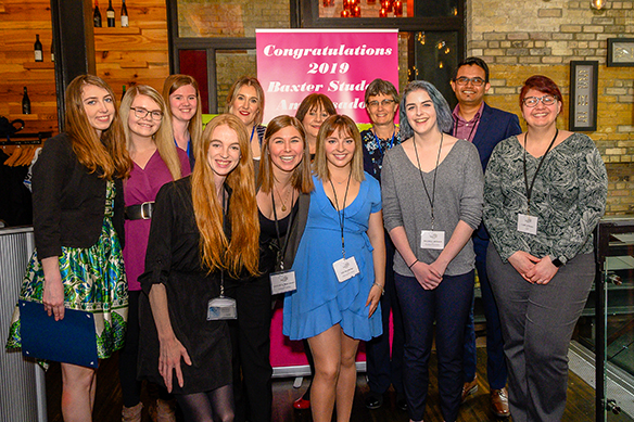 2019 BSAP  Ambassadors celebrated in Toronto