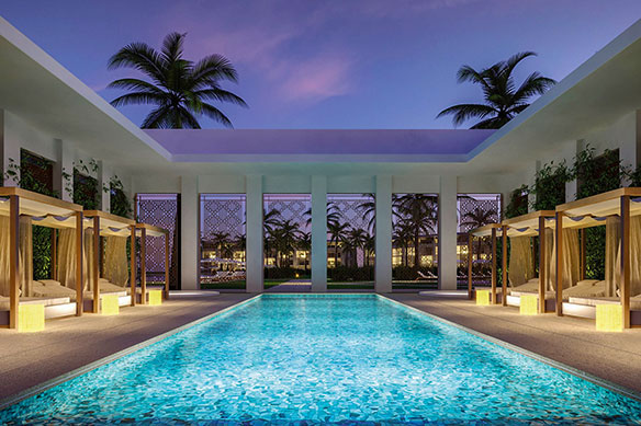 Meliá proud of its upscale presence in Punta Cana