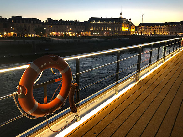 Uniworld taking luxury to new heights in French Bordeaux