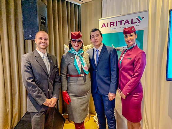 Air Italy flying high with new Toronto-Milan service